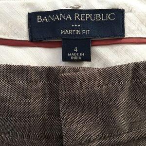 Banana Republic Martin Dress Pants
